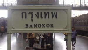 Bangkokstationsign